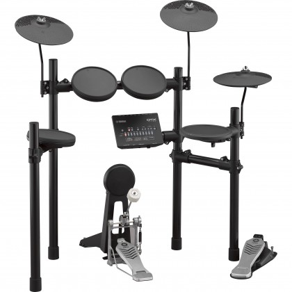 Yamaha DTX452K Electronic Drum Set with FREE Drum Stool and Drum Stick (DTX-452K/DTX 452K) *Crazy Sales Promotion*