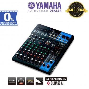 Yamaha MG10XU 10-Channel Mixer with Effects (MG 10XU) * Crazy Sales Promotion *