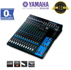 Yamaha MG16 16-Channel Mixer (MG-16)