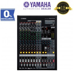 Yamaha MGP Series MGP12X 12-Channel/4-Bus Mixer (MGP-12X) * Crazy Sales Promotion *