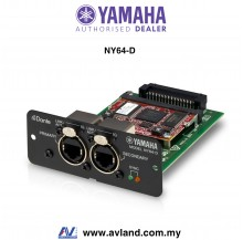 Yamaha NY64-D Dante Interface Card for TF-series (NY64D)  * Crazy Sales Promotion *