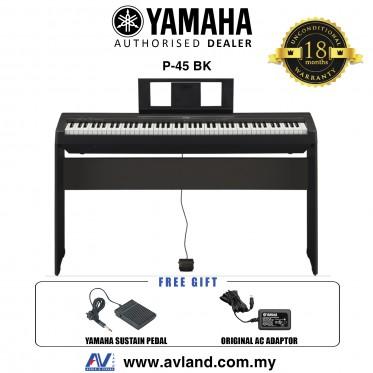 Yamaha P-45 88-Keys Digital Piano (P45 / P 45)
