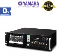 Yamaha TF-Rack 16-Channel Rackmount Digital Mixer with Nuendo Live *Indent Order ONLY*