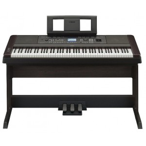 Yamaha DGX-660 Digital Piano Black (DGX660 / DGX 660)