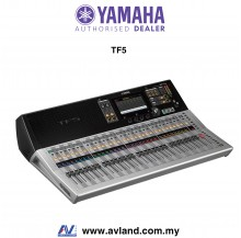 Yamaha TF5 32-Channel Digital Mixer (TF-5) * Crazy Sales Promotion *