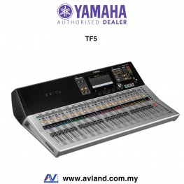 Yamaha TF5 32-Channel Digital Mixer (TF-5)