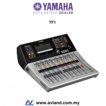 Yamaha TF1 16-Channel Digital Mixer (TF-1) * Crazy Sales Promotion *