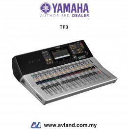 Yamaha TF3 24-Channel Digital Mixer (TF-3)