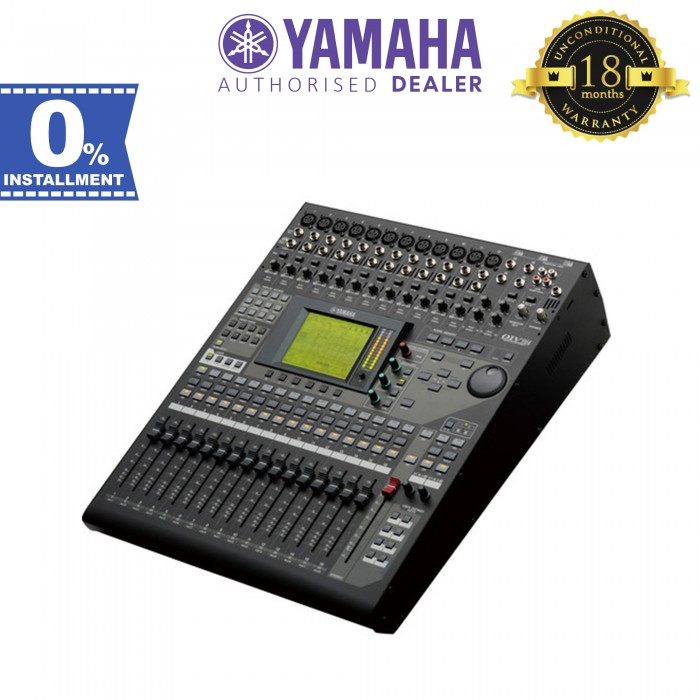 yamaha 01v96i 16 channel digital mixer with cubase al. Black Bedroom Furniture Sets. Home Design Ideas