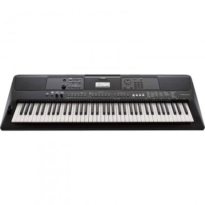 Yamaha PSR-EW410 76-key Portable Keyboard (PSREW410 / PSR EW410)