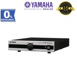 Yamaha PA2030A Switchable 2 Channel Compact Power Amplifier (PA-2030A)
