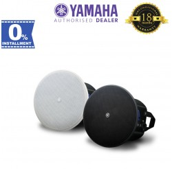 "Yamaha VXC4W - 1 Pair VXC Series 4"" Full Range Ceiling Speakers"
