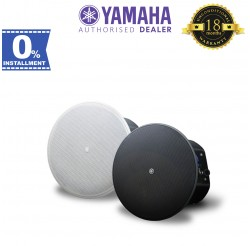 "Yamaha VXC6W - 1 Pair VXC Series 6"" Full Range Ceiling Speakers"