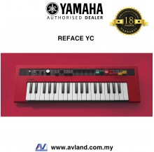 Yamaha Reface YC Mobile Mini Keyboard