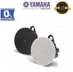 "Yamaha VXC3FW - 1 Pair VXC Series 3.5"" Full Range Ceiling Speakers"