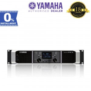 Yamaha PX3 300W Stereo Power Amplifier (PX-3)