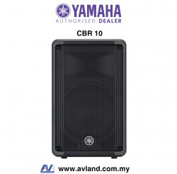 Yamaha CBR10 10-Inch 2-Way Passive Loudspeaker (CBR-10) *Crazy Sales Promotion*
