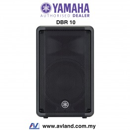 Yamaha DBR10 700-watt Powered Speaker (DBR-10) * Crazy Sales Promotion *