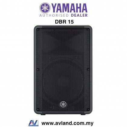 Yamaha DBR15 800-watt Powered Speaker (DBR-15) * Crazy Sales Promotion *