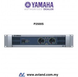 Yamaha P2500S Power Amplifier (P 2500S / P-2500S)