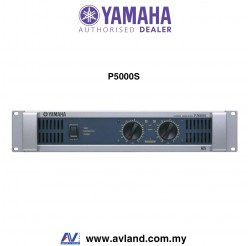 Yamaha P5000S Power Amplifier (P 5000S / P-5000S)
