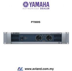 Yamaha P7000S Power Amplifier (P 7000S / P-7000S)