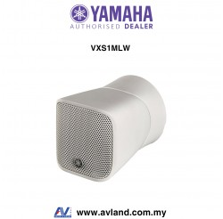 YAMAHA VXS1MLW - VXS SERIES COMPACT SURFACE MOUNT SPEAKER