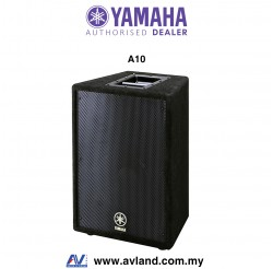 Yamaha A10 10-Inch 2-Way Passive Loudspeaker  (A-10/A 10)