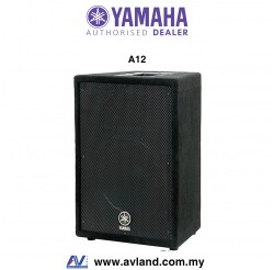Yamaha A12 12-Inch 2-Way Passive Loudspeaker  (A-12)