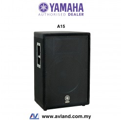 Yamaha A15 15-Inch 2-Way Passive Loudspeaker  (A-15)