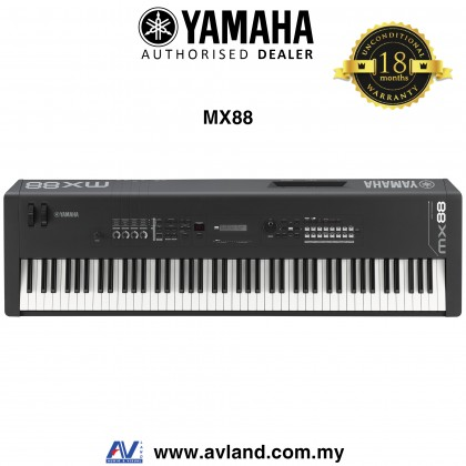 Yamaha MX-88 88-Key Music Synthesizer (MX88 / MX 88)