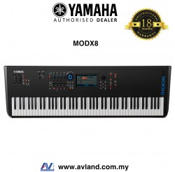 Yamaha MODX8 88-Key Synthesizer (MODX 8/MODX-8)