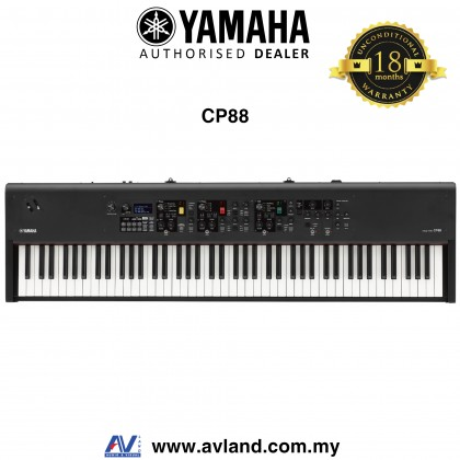 Yamaha CP88 88-key Stage Piano (CP 88 / CP-88)
