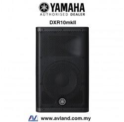 Yamaha DXR10 mkII 1100-Watt 10 inch Powered Speaker (DXR-10/DXR 10)
