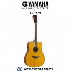 Yamaha CSF1M Compact Folk 6-string Acoustic-Electric Guitar (Vintage Natural)