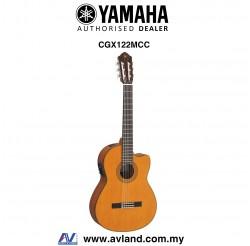 Yamaha CGX122MCC 6-string Nylon-string Classical Guitar