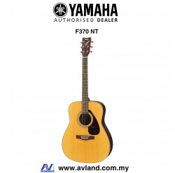 Yamaha F370 Full Size Acoustic Guitar - Natural (F-370) *Crazy Sales Promotion*