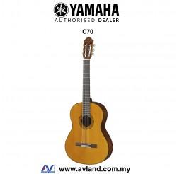 Yamaha C70 II Full Size Classical Guitar (C70II)