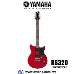 Yamaha Revstar RS320 Electric Guitar - Red Copper (RS 320/RS-320)