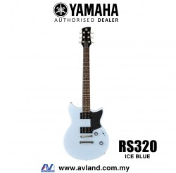 Yamaha Revstar RS320 Electric Guitar - Ice Blue (RS 320/RS-320)