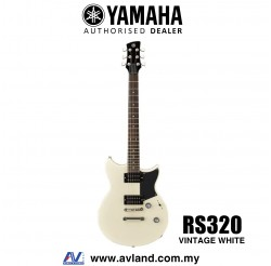Yamaha Revstar RS320 Electric Guitar - Vintage White (RS 320/RS-320)