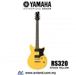 Yamaha Revstar RS320 Electric Guitar - Stock Yellow (RS 320/RS-320)