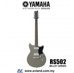 Yamaha Revstar RS502 Electric Guitar - Billet Green (RS 520/RS-502)