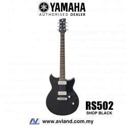 Yamaha Revstar RS502 Electric Guitar - Shop Black (RS 520/RS-502)
