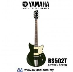 Yamaha Revstar RS502T Electric Guitar - Bowden Green (RS 520T/RS-502T)