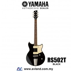 Yamaha Revstar RS502T Electric Guitar - Black (RS 520T/RS-502T)