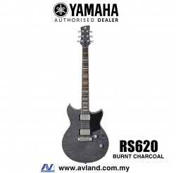 Yamaha Revstar RS620 Electric Guitar - Burnt Charcoal (RS 620/RS-620)