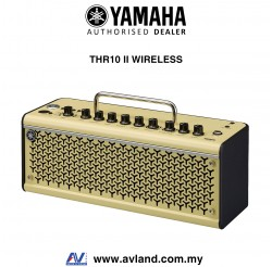 "Yamaha THR10 II Wireless - 20-watt 2x3"" Modeling Combo (THR10II WL)"