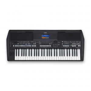 Yamaha PSR-SX600 61-key Arranger Workstation (PSRSX600 / PSR SX600)