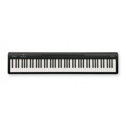 Roland FP-10 88-key Digital Piano with Roland DP-2 Pedal - Black (FP10 FP 10)